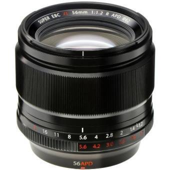 Objetivo Fujifilm XF56mm f1.2 R APD