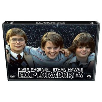 Exploradores - DVD Ed Horizontal