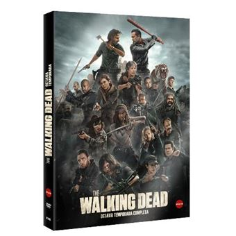The Walking Dead - Temporada 8 - DVD