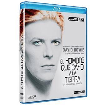 El hombre que cayó a la Tierra - Blu-Ray