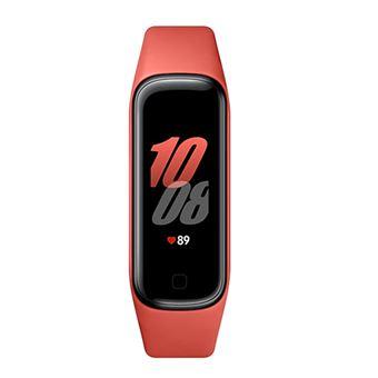 Smartband Samsung Galaxy Fit2 Rojo