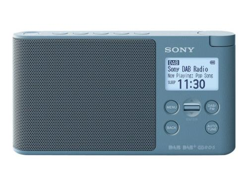 Radio Portátil Sony XDR-S41DW FM DAB+ Azul