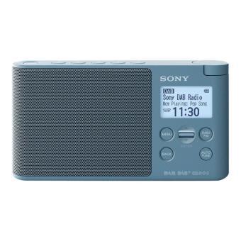 Radio Portátil Sony XDR-S41D FM/DAB+ Azul