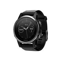 Smartwatch Garmin Fenix 5S Plata/Negro