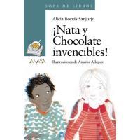 Nata y chocolate invencibles