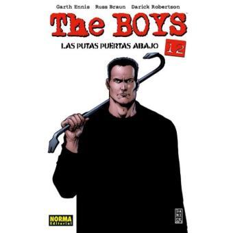 The Boys 12. Las putas puertas abajo