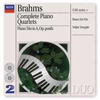 Complete Piano Quartets