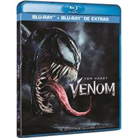 Venom - Blu-Ray + Blu-Ray Extras