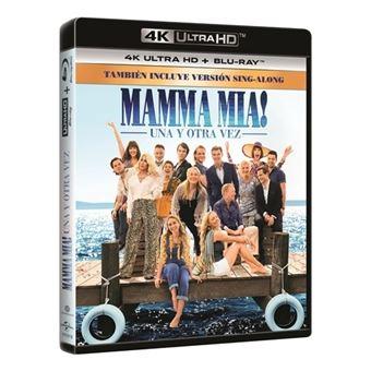 Mamma Mia! Una y otra vez - UHD + Blu-Ray