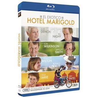 El exótico Hotel Marigold - Blu-Ray