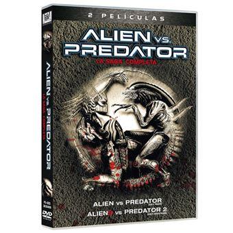 Alien vs. Predator 1-2 - DVD