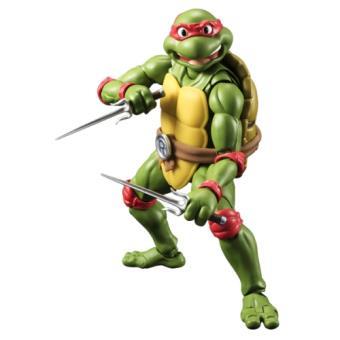 Figura Tortugas Ninja Rapahel (15cm)