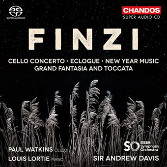 Finzi - Cello concerto, Eclogue