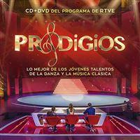 Prodigios - CD + DVD