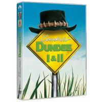 Pack Cocodrilo Dundee 1 y 2 - DVD