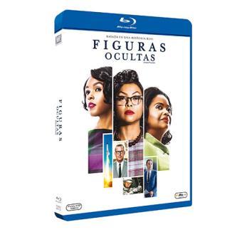 Figuras ocultas - Blu-Ray