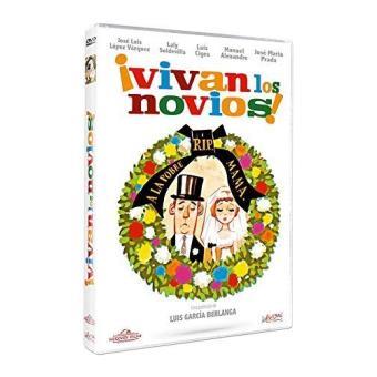 ¡Vivan los novios! - DVD