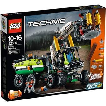 LEGO Technic 42080 Máquina forestal