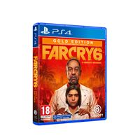 Far Cry 6 Ed Gold PS4