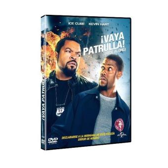 ¡Vaya patrulla! (Ride Along) - DVD
