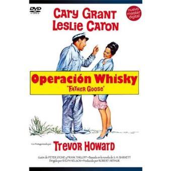 Operación Whisky - DVD