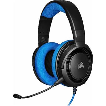 Auriculares Gaming Corsair HS35 Azul PS4