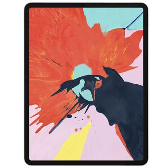 "Apple iPad Pro 12,9"" 256GB Wi-Fi Plata 3ª Gen"