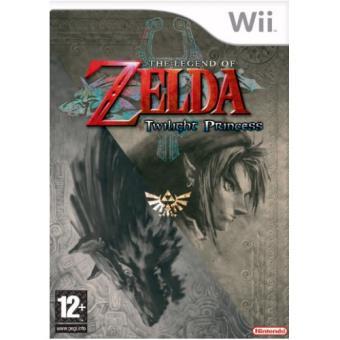 The Legend Of Zelda Twilight Princess Wii Para Los Mejores