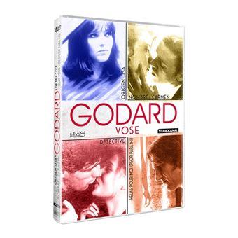 Pack Godard - DVD