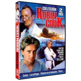 Colección Robin Cook - DVD