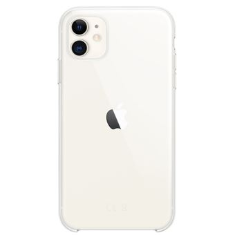 Funda Apple Clear Case Transparente para iPhone 11
