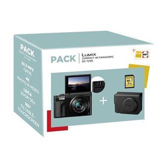Cámara compacta Panasonic Lumix DC-TZ90 Pack