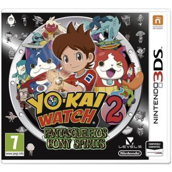 Yo-Kai Watch 2: Fantaesqueletos Nintendo 3DS