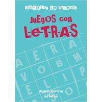 Libretas de Ingenio: Juegos con letras