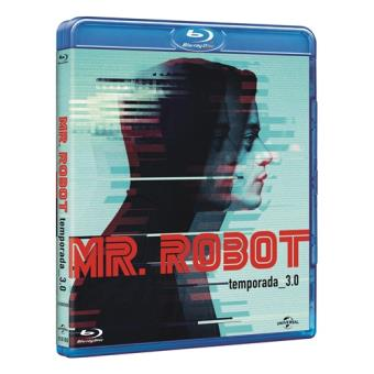 Mr. Robot Temporada 3 - Blu-Ray