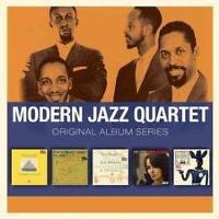Original Album Series: Modern Jazz Quartet