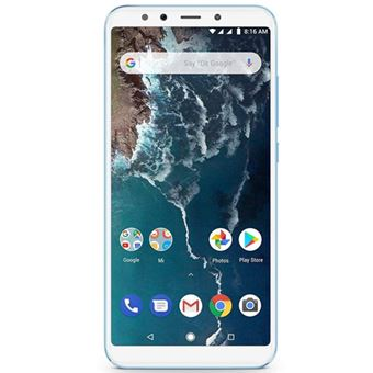 "Xiaomi Mi A2 5,9"" 32GB Azul"