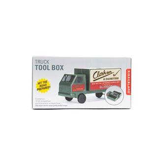 Kikkerland - Kit herramientas camión