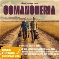 Comancheria - Disco Firmado