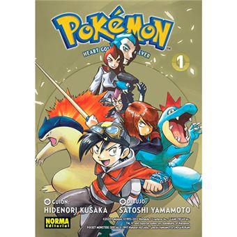 Pokémon 24 - Heart Gold y Soul Silver 1