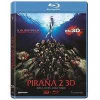 Piraña 2 - Blu Ray + 3D
