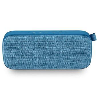 Altavoz Bluetooth Energy Sistem Fabric Box 3+ Trend Blueberry