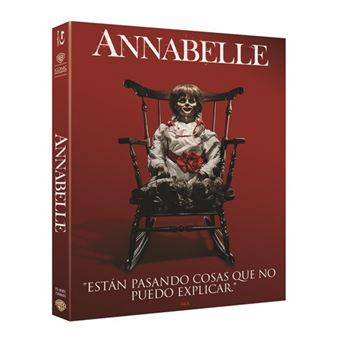 Annabelle  Ed Iconic - Blu-Ray