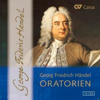 Georg Friedrich Händel. Oratorien