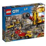 LEGO City -  Área de expertos de la mina