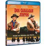 Dos Cabalgan Juntos - Blu-Ray