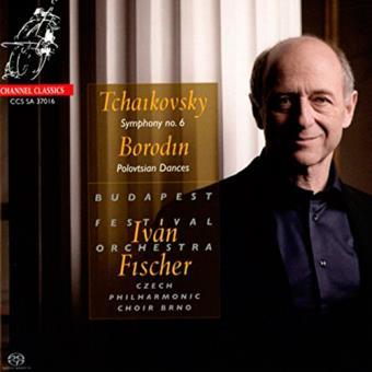Tchaikovsky. Symphony No.6 / Borodin. Polovtsian Dances