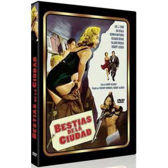 Bestias de la ciudad - DVD