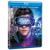 Ready Player One - 3D + Blu-Ray