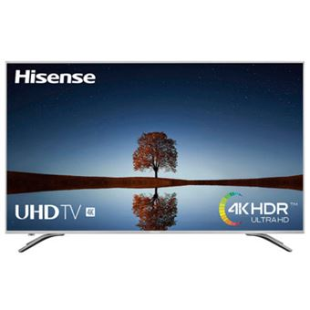 TV LED 43'' Hisense 43A6500 4K UHD HDR Smart TV